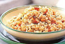Féculents / Découvrez sur cuisine régionale toutes les meilleures recettes de Pâtes, Riz, Semoules...