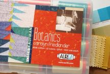 Aurifil Collections and Threads