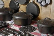 Cast Iron &Cooking