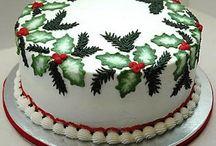 Weihnachts-Torten