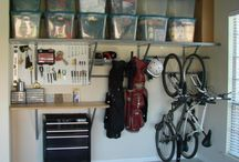 Garage Organization Ideas