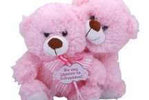 Newborn twins! / One special delivery deserves another! Need some ideas for the perfect new baby gift? Sending a Teddy Bear gift is a memorable way to welcome a new baby to the world or to congratulate an expectant mom. The perfect new baby gift idea for any new baby or mother-to-be! Our personalized new baby Bears are guaranteed for life and will be loved forever.