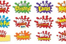 Messy Church- General / Useful ideas for Messy Church