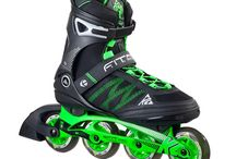 Inline Skates / From Fitness to aggressive Inline Skates. Alpine has the goods.