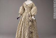 1830-1840 fashion