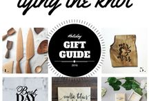 Gift Ideas and guft guides by Mollie Tobias Creative