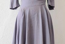 30's dresses
