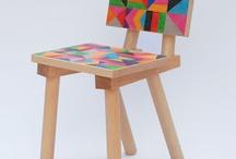 furniture / by Janet Kostka