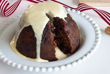Dessert Puddings / This pudding has been designed for those that love pudding as an all year round dessert. Our Figgy Pudding has all the flavour of our traditional pudding which is enhanced by a lovely fig flavour. Our Figgy Pudding is vacuum sealed for longer life and only requires reheating. It comes beautifully presented and is a lovely gift.