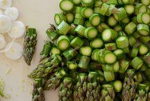 #mcfood: Saison-Küche: Spargel-Limetten Risotto