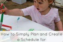 Homeschool Fun / Kids activities centered around STEAM (Science, Technology, Engineering, Arts and Math)