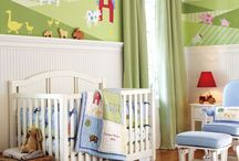 Boy rooms / by Megan Sommer