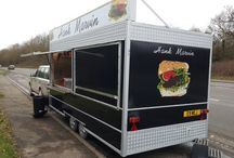 Snack van livery completed for Hank Marvin