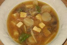 soups / by Kadie RC Rifredi
