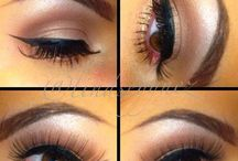 Make-Up & Hair / by Teresa-Marie Pagliaro