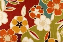 pattern/fabric / by Betsy Tsukada