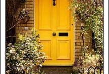 Front Doors - Welcome Home
