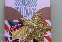 Stampin' Up! Birthday Cards n Treats