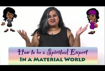 How to be a Spiritual Expert in a Material World / Do you have a BIG MESSAGE to share with the world but have no idea how to go about it? do you want to be an author and speaker of spiritual topics and travel the world? I am sharing my knowledge on this special retreat.