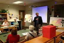DPW Public Meetings & Presentations / Informing the community of DPW projects is a primary mission of the department.