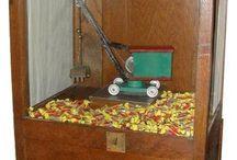 Máquina grúa
