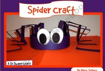 Classroom Spiders
