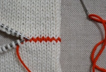 How to - Knitting / Resources to improve knitting skills.