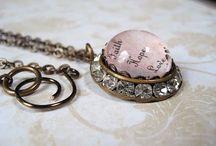 * Pretty Jewelry ~ Necklaces * / by Kim Champion