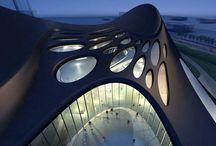 Architecture, Futuristic