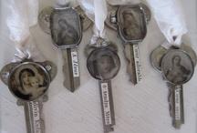 Crafts~Keys / by Mary
