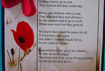 Anzac Day/ Remembrance Day