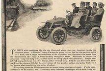 Vintage Auto Ads