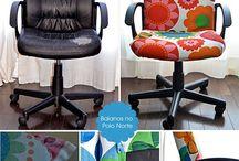 scaune reconditionate