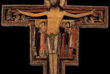 XIX Crucifixes