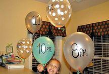 Birthday party ideas / by Tasha Parham