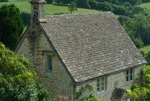 イギリス周辺の家