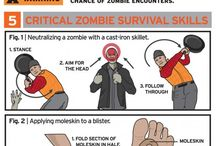 Zombies survival