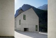 Architecture, Interior