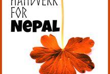 Handverksutsalget på Facebook for Nepal / Hele februar vil vi auksjonere, selge og donere til inntekt for håndverkere i Nepal. https://www.facebook.com/groups/handverksutsalget/  Egen konto og alt går direkte til håndverkere som har mista alt eller det meste under jordskjelvet i fjor.  Ingrid reiser ned til høsten og tilbakemelder hva vi har fått til.