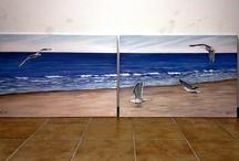 FINE ART / Sobre todo de mi Sis / by Victoria Perciante
