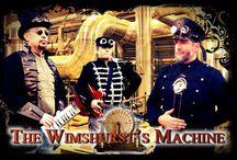 The Wimshurst's Machine