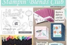 Stampin' Blends Markers