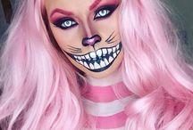 Halloween Face Painting MUA Make Up Ideas