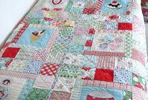 Voorbeelden Quilts