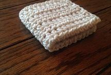 Crocheted items