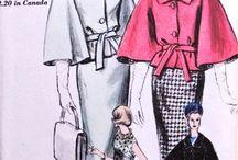 Vintages cloth