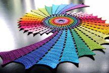 Knitting fractals