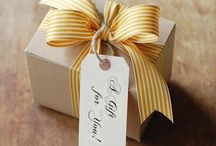 Pretty Gifts / by Rosy Jalifi