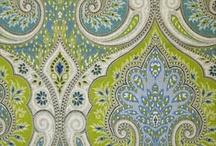 Textiles, wallpaper & rugs / by Debra McQuin