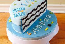 birthday cake 1/2